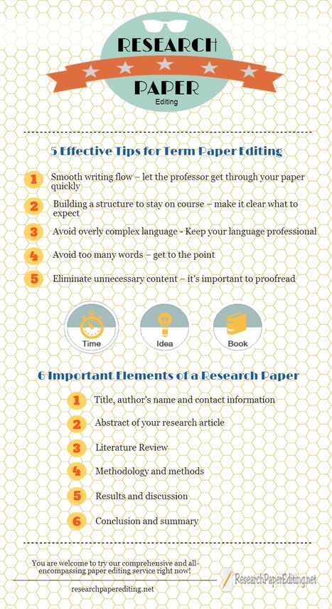 Professional Research Paper Editing | Research paper editing | Scoop.it