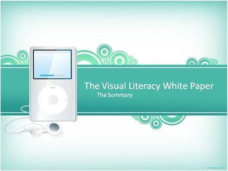 Visual Literacy Ppt Presentation | 21st Century Literacy and Learning | Scoop.it