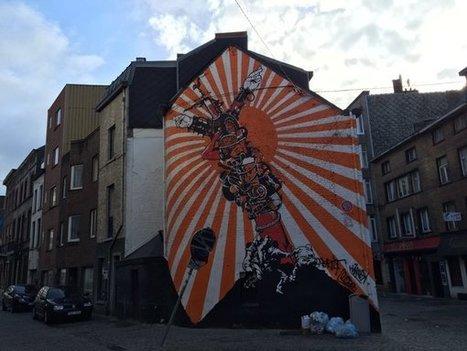 Charleroi nous voilà tourismebelge WAT16 | World of Street & Outdoor Arts | Scoop.it