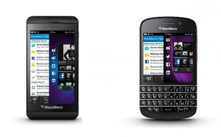 BlackBerry Z10, buona partenza in Canada e Uk - Repubblica.it | Cellulari e Smartphone | Scoop.it