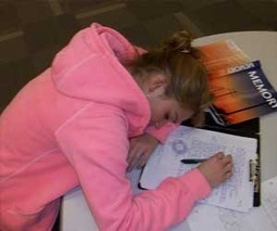 Hypothesis explains that sleep is the price we pay for learning | PsyPost | Education For The Future | Scoop.it