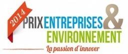 Remise des Prix entreprises et environnement au salon Pollutec à Lyon | gestion de projet innovant | Scoop.it