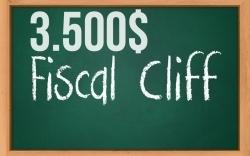 Le plus grand risque actuel n'est pas la dette zone euro, mais la falaise fiscale américaine! | Economicus | Scoop.it