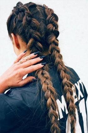 How to: zelf je haar invlechten - StyleToday | Kapsels voor vrouwen | Scoop.it