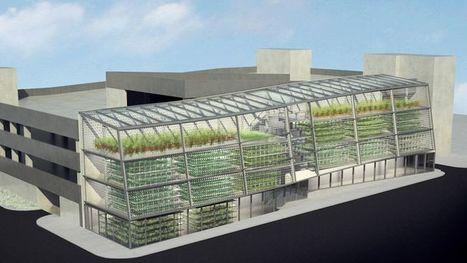 Une ferme futuriste à 1900 mètres d'altitude - Le Figaro | Le Fil @gricole | Scoop.it