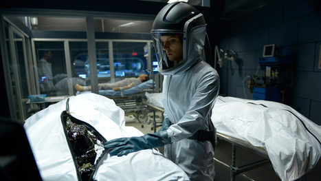 First Impressions: Helix is Syfy's best new show in years | Machinimania | Scoop.it