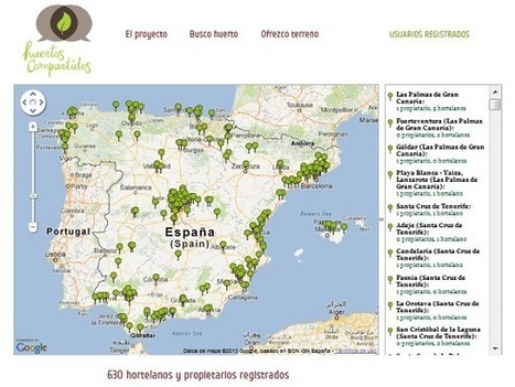 Huertos compartidos. Los viernes de Ecología Cotidiana   Nostalgias Samarias   Scoop.it