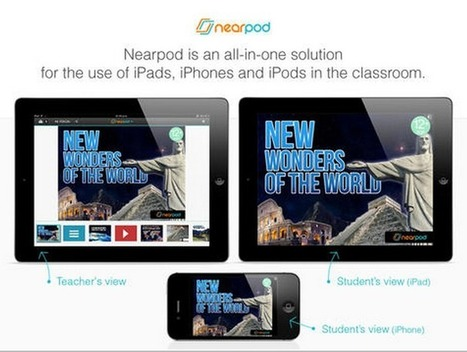 The 5 Best iPad Presentation Apps for Teachers and Students ~ Educational Technology and Mobile Learning | the world around us!! | Scoop.it