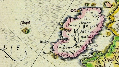 Mythogeography and the Uses of Fanciful Maps | Psychogeography | Scoop.it