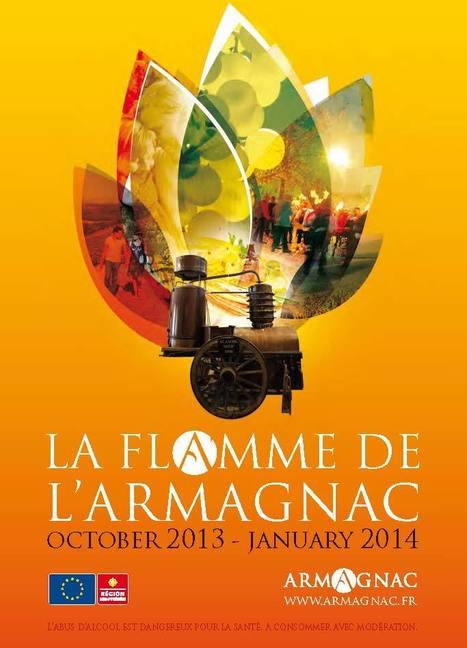 Lancement de la Flamme de l'Armagnac 2013-2014 | Escapades en Armagnac | Scoop.it