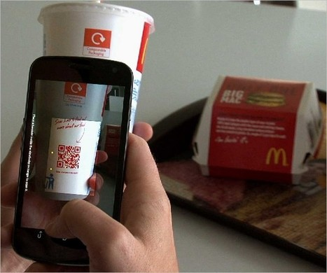 L'emballage devient digital chez McDonald's | E-commerce, M-commerce : digital revolution | Scoop.it