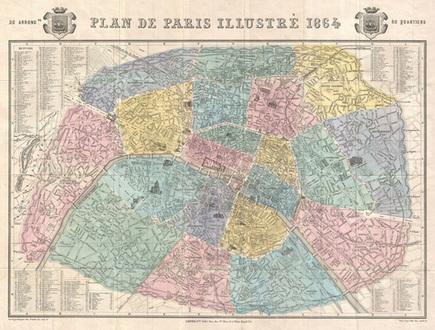 Paris 1864 | HG Sempai | Scoop.it