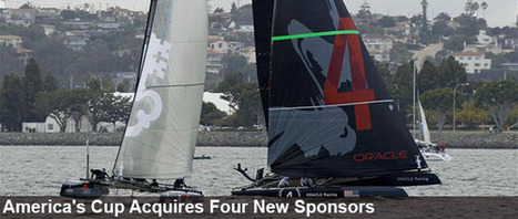 America's Cup Acquires Four New Sponsors | Consumer Engagement Marketing | Scoop.it