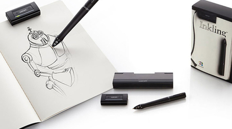 Wacom Inkling Digital Sketch Pen.. an artists best friend | Technology in Art And Education | Scoop.it