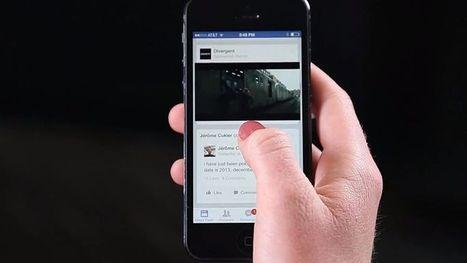 Facebook va intégrer des spots de publicité sur son fil d'actualité - Le Figaro | #VeilleDuJour | Scoop.it