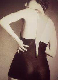 Sweet Vintage Lingerie: Diana Lingerie Slip Co   vintage lingerie   Scoop.it