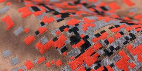 Beatwoven   Textile Horizons   Scoop.it