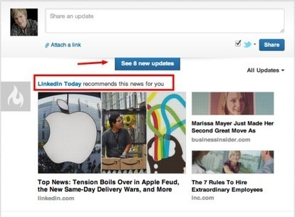 3 Ways Marketers Can Leverage the New LinkedIn | SMB Social Media Monitor | Scoop.it
