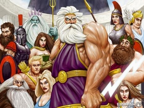 Les Dieux de l'OLympe (Mythologie Grecque) | Histoire du Monde | Scoop.it