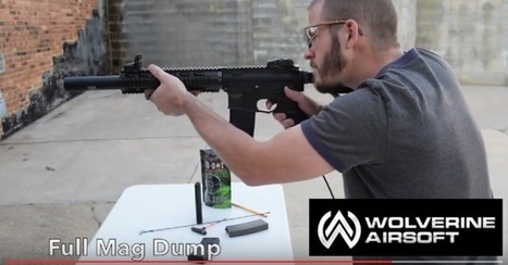 Wolverine Airsoft STORM: OnTank and InGrip Regulator | BGA Tactical Systems | Scoop.it