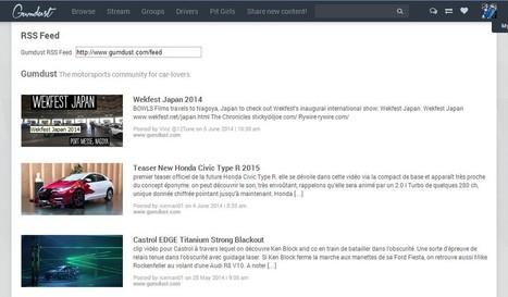 WordPress : ajouter les miniatures des posts aux Flux RSS | RSS Circus : veille stratégique, intelligence économique, curation, publication, Web 2.0 | Scoop.it