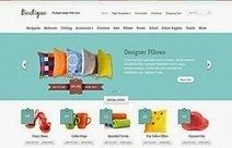 Boutique Blogger Template | Web Design And Blogging | Scoop.it