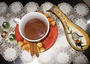 Recipes from Tuscany: Cioccolata Calda (Hot Chocolate) : Tuscany Travel Blog | Toscana Mia (My Tuscany) | Scoop.it