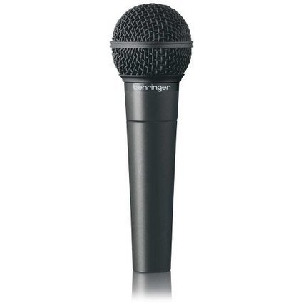 Behringer XM8500 Ultravoice Dynamic Cardioid Vocal Microphone | Info-mation | Scoop.it