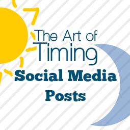 The Art of Timing Social Media Posts | Ghifar | Scoop.it