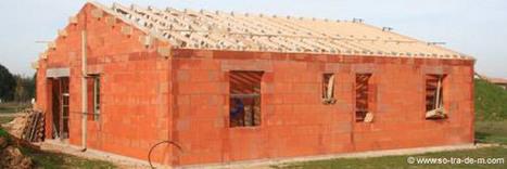 La brique creuse, plus performante que le béton banché – ETI Construction | Territoires en transition responsable | Scoop.it