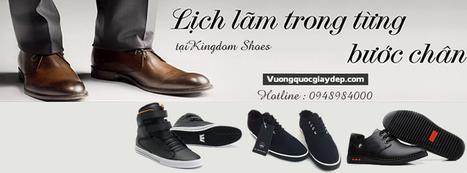 Địa chỉ bán giày nam da thật uy tín nhất Hà Nội | Beehiep | Scoop.it
