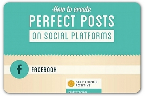 How to create perfect social media posts | Advertising & Media | Scoop.it