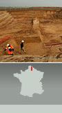 Canal Seine-Nord Europe, carte archéologique du tracé du canal - | Ressources d'autoformation dans tous les domaines du savoir  : veille AddnB | Scoop.it