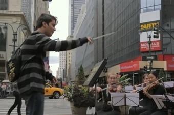 Vous rêvez de diriger un orchestre ? Ils l'ont fait !   Mais n'importe quoi !   Scoop.it