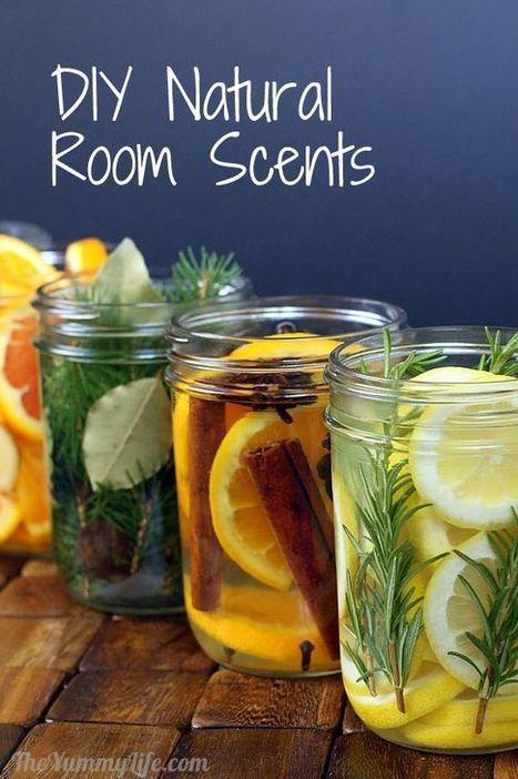 DIY Natural Room Scents | Annie Haven | Haven Brand | Scoop.it