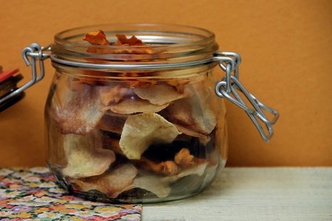 Chips Assados | Receitinhas | Scoop.it