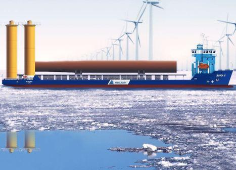 STX Turku Shipyard Completes Keel-laying of Multipurpose Deck Cargo Vessel (Finland) >> Offshore Wind   Finland   Scoop.it