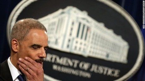 Holder calls for restoring ex-cons' voting rights | Gov. & Law - Yesenia Gibson | Scoop.it