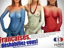 Femen partout, féminisme nulle part | The Blog's Revue by OlivierSC | Scoop.it