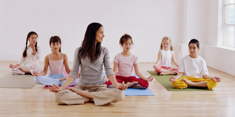 8 Ways to Teach Mindfulness to Kids | Alternative education | Scoop.it