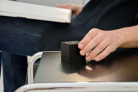 CUBE, le bouton connecté qui manquait à la smart home ? | Objets connectés | Scoop.it