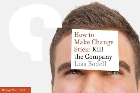 Est-ce que votre entreprise est créative ? | Nextcreativityetc | Scoop.it