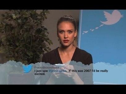 Celebrities Read Mean Tweets #4   anthonyemckee   Scoop.it