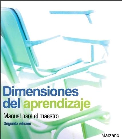 Educación Basada en Competencias: Marzano. Dimensiones del aprendizaje. | Control Estadístico | Scoop.it
