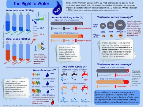 Egypt: The Right to Water | Randoms | Scoop.it