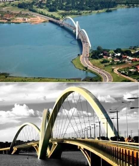 10 Cool Bridges from Around the World - Mental Floss   Share Some Love Today   Scoop.it