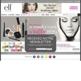 4 Bon de réduction Eyes Lips Face (Elf) - code reduction Eyes Lips Face (Elf) : réductions et promotions disponibl   code remise   Scoop.it