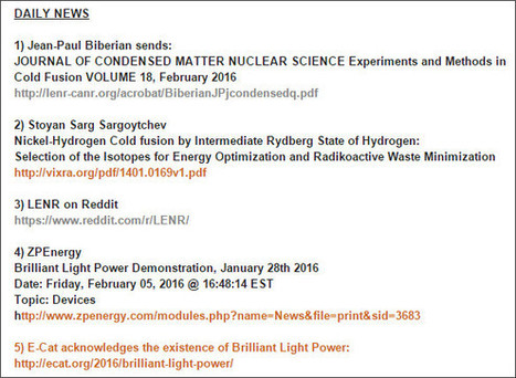 素人が知りたい常温核融合: LENR on Reddit | LENR revolution in process, cold fusion | Scoop.it
