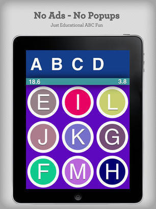Alphabet Dots: Build ABC Confidence - Preschool Toddlers and Primary School Early Development   Early Learning   Scoop.it