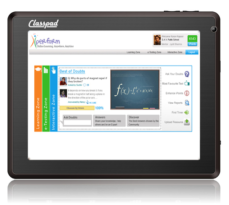 Tablet for Students - DELHI, India - classifieds | Mind Shaper Technologies | Scoop.it